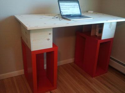 Ikea Diy Standing Desk Eed3si9n